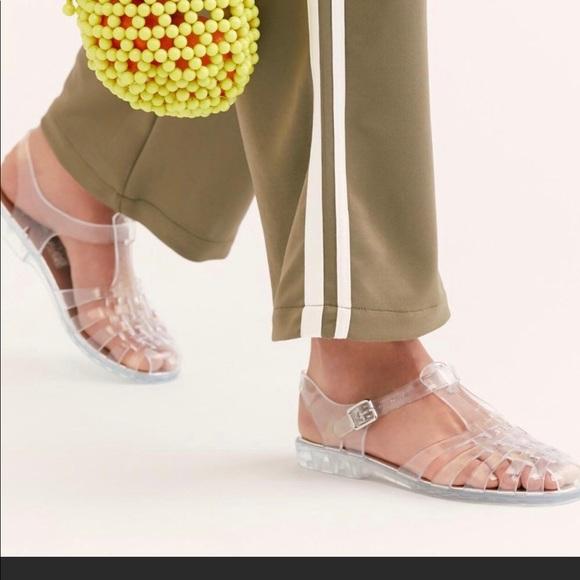 Jeffery Campbell Jelly Sandals